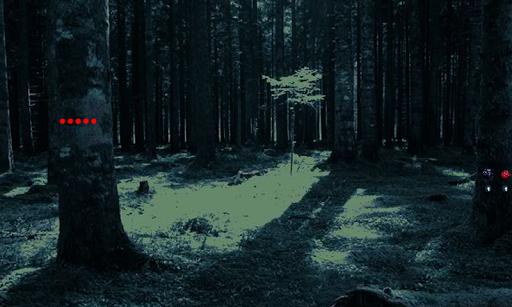 黒い森からの脱出
