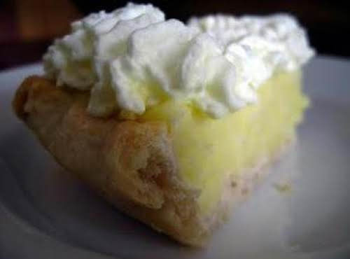 "Coconut Cream Pie ""My husband has always been a big fan of..."