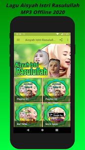 Lagu Aisyah Istri Rasulullah | Cover Nisa Saby 2