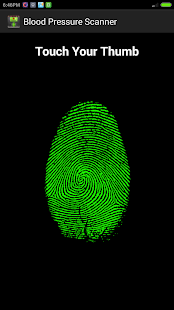 Lastest BloodPressure Scanner Prank APK for Android