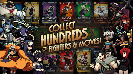 Skullgirls: Fighting RPG 4.3.0 screenshots 3
