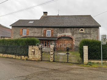 maison à Saulnot (70)