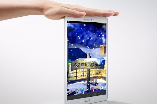 3D Christmas Live Wallpaper - screenshot