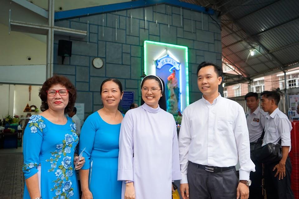 Hiệp Hội Thánh Mẫu Việt Nam : Mừng kính Đức Mẹ Vô Nhiễm Nguyên tội - Ảnh minh hoạ 15