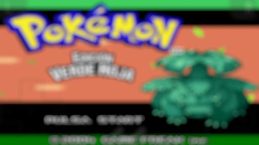 LeafGreen (emulator) 50 screenshots 1