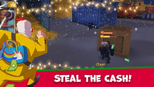 Snipers vs Thieves 4