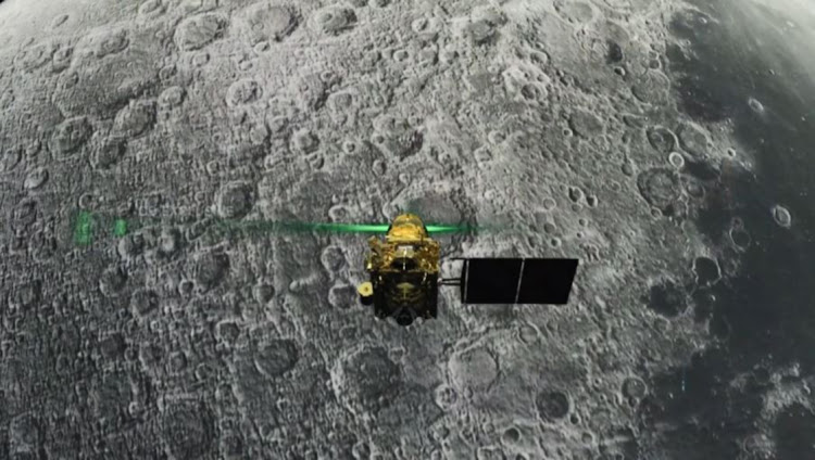 India loses contact with Moon lander moments before landing