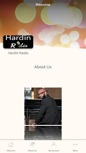 Hardin Radio screenshot