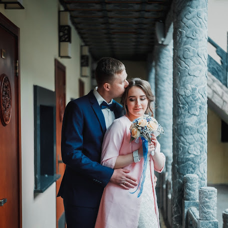 Wedding photographer Nikolay Dolgopolov (ndol). Photo of 01.06.2017