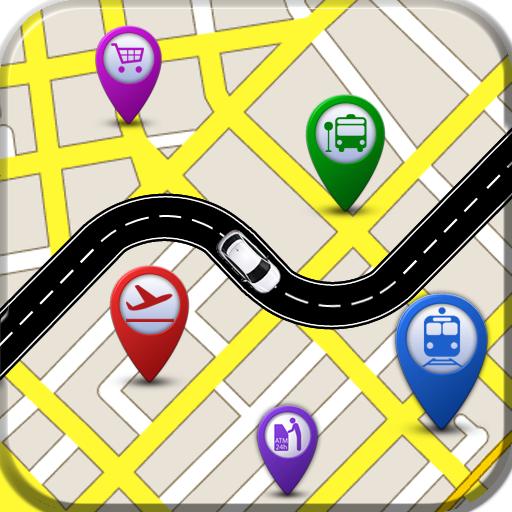 GPS Route Finder - Maps, Navigation & GPS Tracker