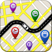 GPS Route Finder - Maps, Navigation & GPS Tracker