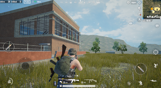 PUBG MOBILE LITE 0.21.0 Apk [For Mid Range Android Devices] 7