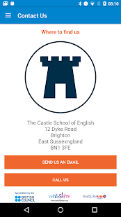 Castle School of English- screenshot thumbnail