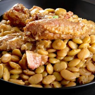 Marjorie's Marvelous Large Lima (Large Butter) Beans