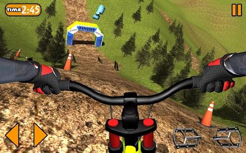 MTB Downhill: BMX Racer - náhled