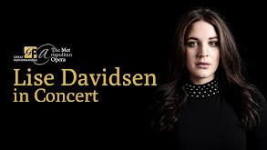 Lise Davidsen in Concert thumbnail