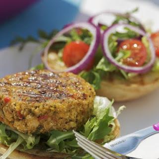 Falafal Burger