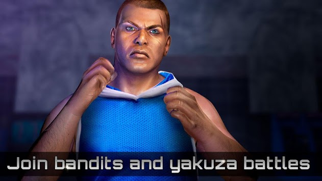 Grand Auto Street Fighting - Thief Gangster Crime apk screenshot