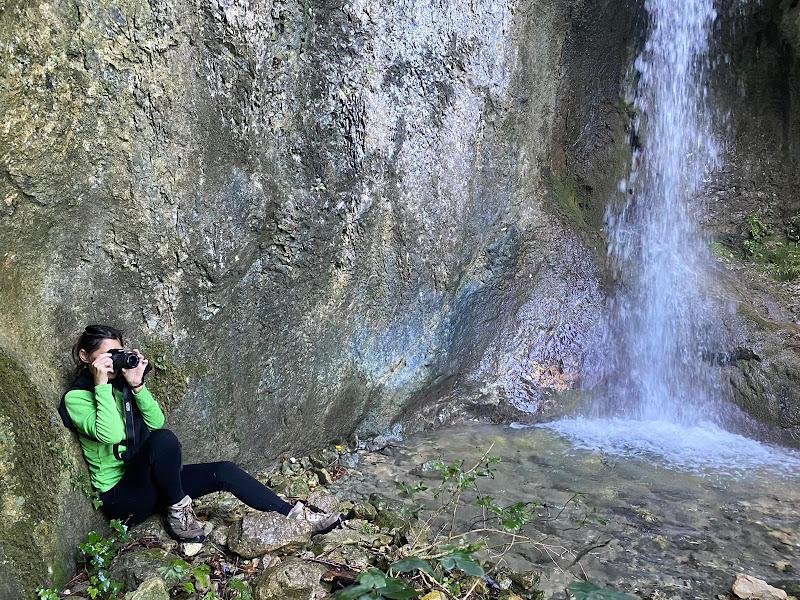 Dentro la cascata di Valentina85
