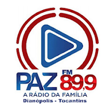 Rádio Paz FM Dianópolis TO 89,9 Download on Windows