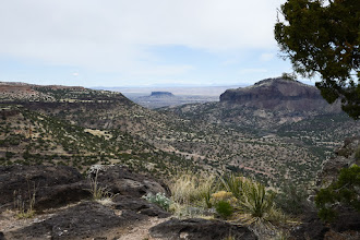 Photo: Black Mesa from White Rock Overlook