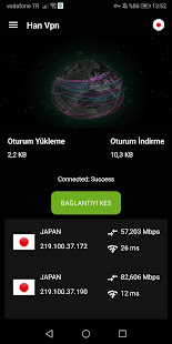 Download HanVPN - Sınırsız VPN Erişimi For PC Windows and Mac apk screenshot 4