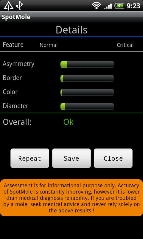 SpotMole- screenshot