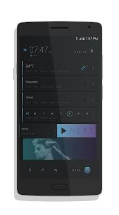 Panelsss for KLWP screenshot