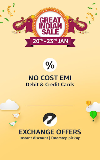 Amazon India Online Shopping and Payments 18.2.0.300 screenshots 5