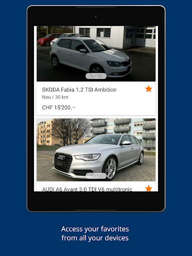 AutoScout24 Switzerland u2013 Find your new car  screenshots 10