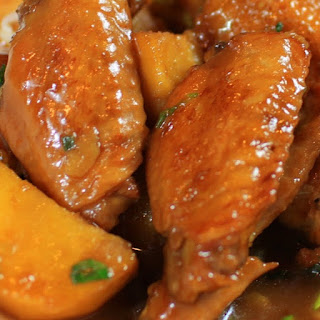 Stewed Chicken Wings Recipes.