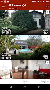 cabinet bedin immobilier app report on mobile action. Black Bedroom Furniture Sets. Home Design Ideas