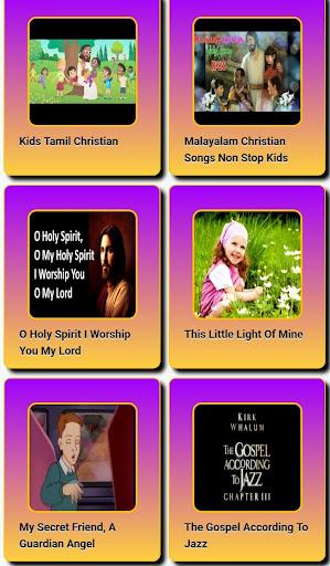 Christian Children's Songs Apk Download 3