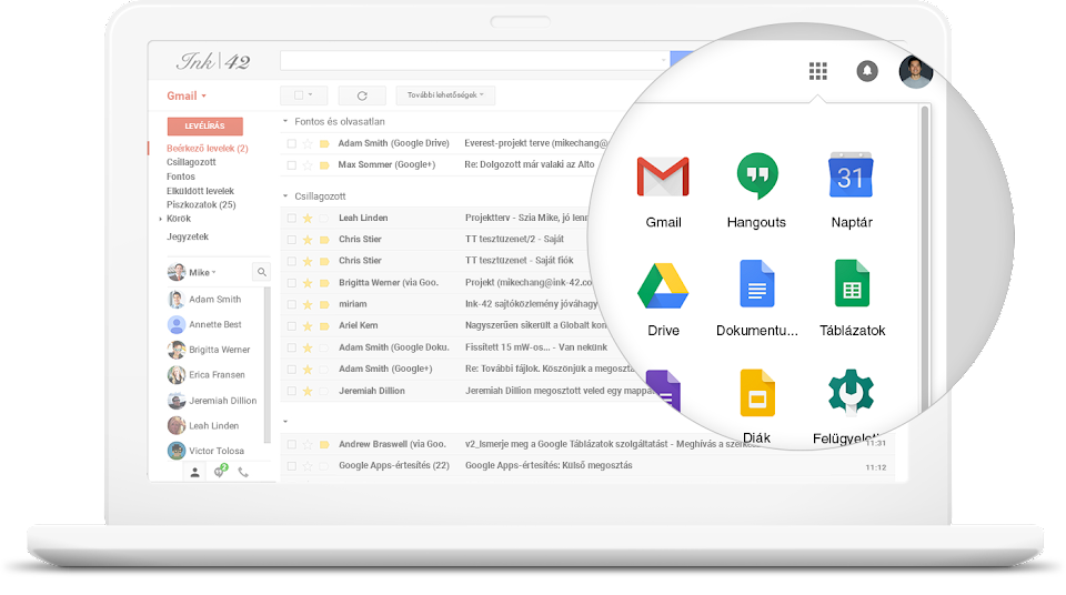 Google Apps Launchpad
