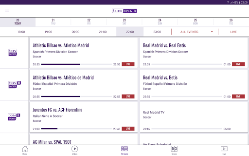 beIN SPORTS 4.9 screenshots 8
