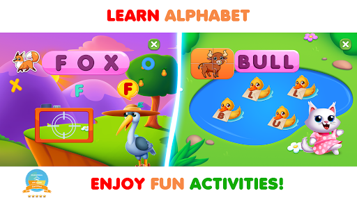 Toddler Learning Games Smart Shapes And Colors  screenshots 3