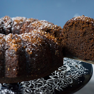 The Marrow's Ginger Stout Cake