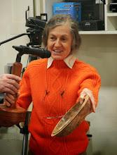 "Photo: Margaret Follas - 10"" maple bowl"
