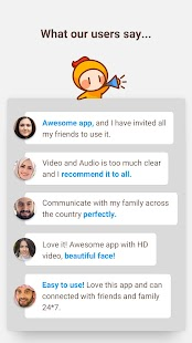 YeeCall Free Video Call & Chat- screenshot thumbnail