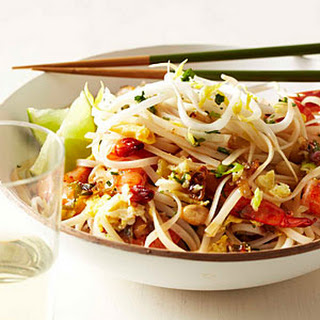 Quick Shrimp Pad Thai