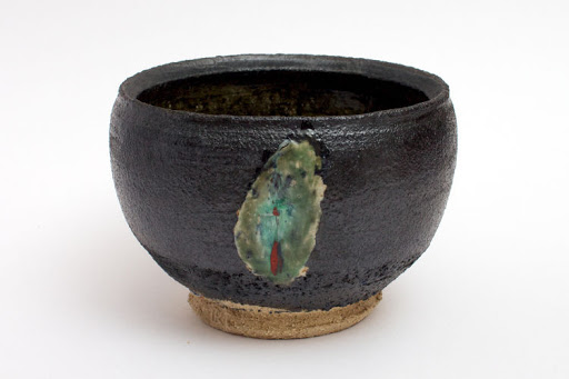 Dan Kelly Ceramic Footed Bowl 001