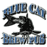 Logo for Blue Cat Brew Pub