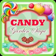 Candy Garden Saga APK icon