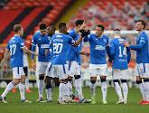 Rangers is voor het eerst in tien jaar nog eens kampioen in Schotland