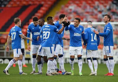 Rangers - Antwerp : les joueurs ayant enfreint le protocole sanitaire de retour à l'entraînement