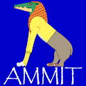 Ammit Ancient Egyptian Demon Myth of the Afterlife icon