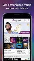 Screenshot of Anghami - Free Unlimited Music