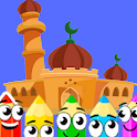 Coloring the Mosque icon