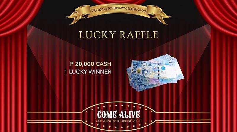 20,000 Cash Prize