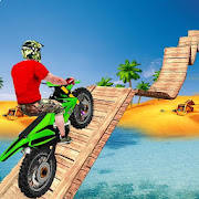 Bike Stunt New Games 2020-Motorcycle Racing Game
